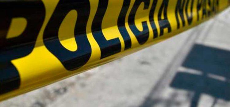 Agentes de la Fiscalía General de Justicia abatieron a una persona que los recibió a tiros cuando investigaban denuncias por robos