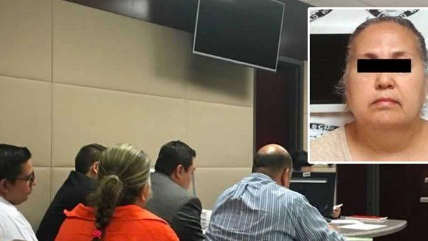 Dictan prisión preventiva por 12 meses a contadora de Duarte