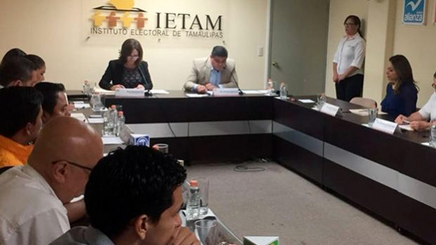 Renuncian 78 candidatos en Tamaulipas