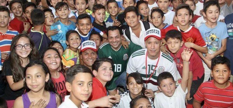 Va Ernesto de Lucas con lo mejor en el deporte para Renovar Hermosillo