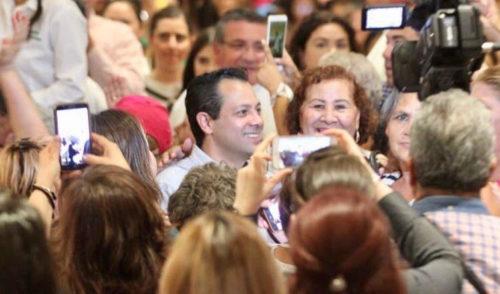Jefas de familia recibirán beneficio de tarifa popular de agua: Ernesto de Lucas