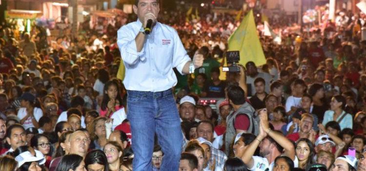 Suma Maloro Acosta y la fórmula apoyo de miles en Navojoa y Huatabampo