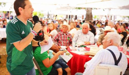 Exigiremos más recursos para los municipios: Maloro Acosta