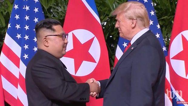 Arranca la histórica cumbre entre Donald Trump y Kim Jong-un