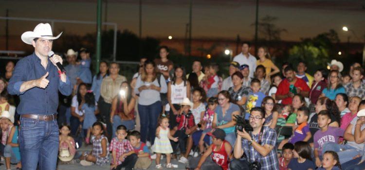 Se unen contra la inseguridad 'Bailando taconazo' con el Pano