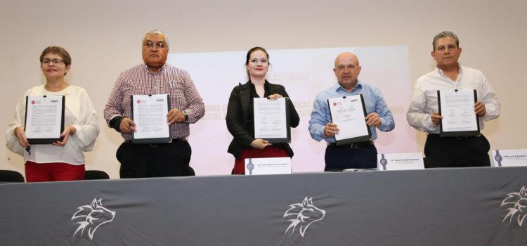 Importante participación de jóvenes en programas de prevención del delito: García Morales