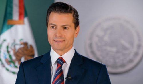 Seguiré trabajando con entusiasmo y entrega por México: EPN
