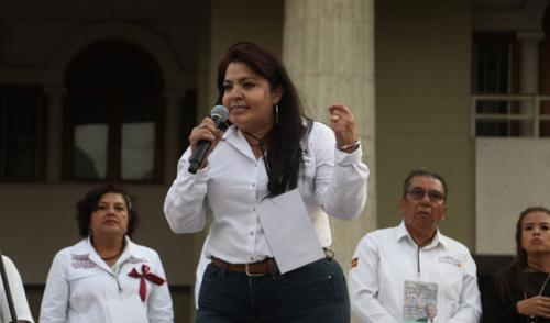 Tribunal Electoral sanciona al PRI por calumniar a Nestora Salgado durante campaña electoral