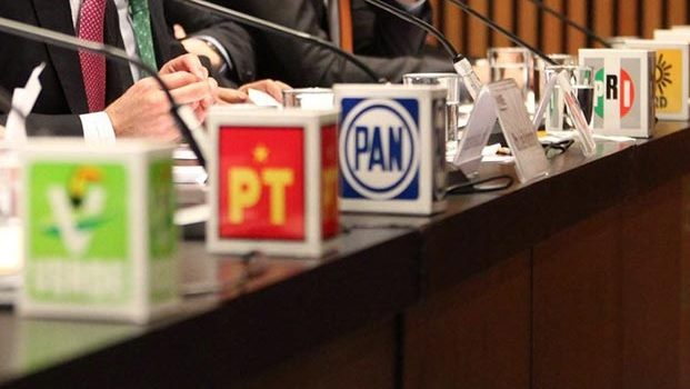 Mañana definen partidos políticos que perderían registro