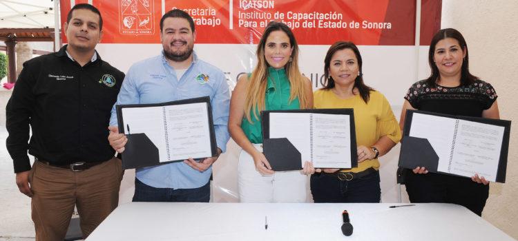 Ofrece ICATSON Taller de Electricidad a jóvenes en rehabilitación
