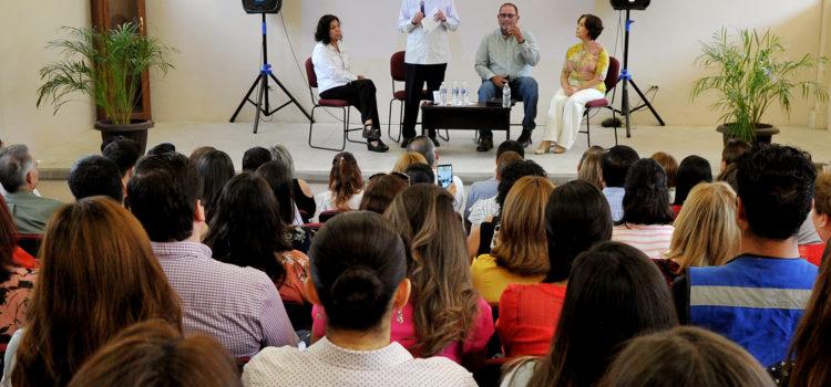 Funcionarios deben ser éticos e íntegros: Miguel Ángel Murillo Aispuro