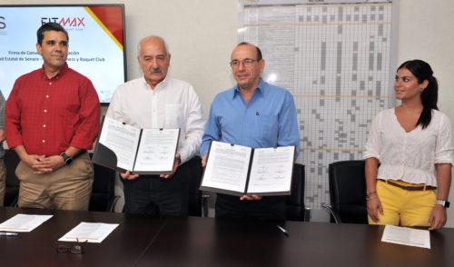 Colaborarán en Fitmax entrenadores y nutriólogos de la UES
