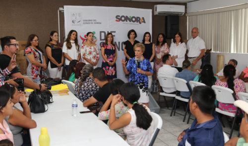 Brinda DIF Sonora capacitación en temas de codependencia
