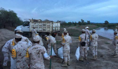 Se instala Comité de Operación de Emergencias en Hermosillo