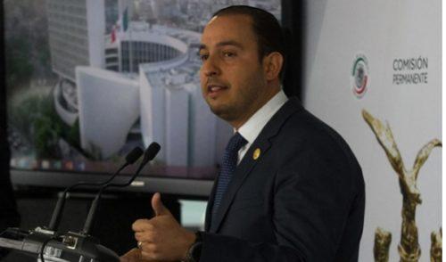 Marko Cortés condena agresiones contra panistas en NL