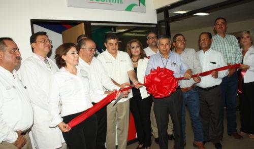 IMSS Sonora inauguran módulo Telecomm