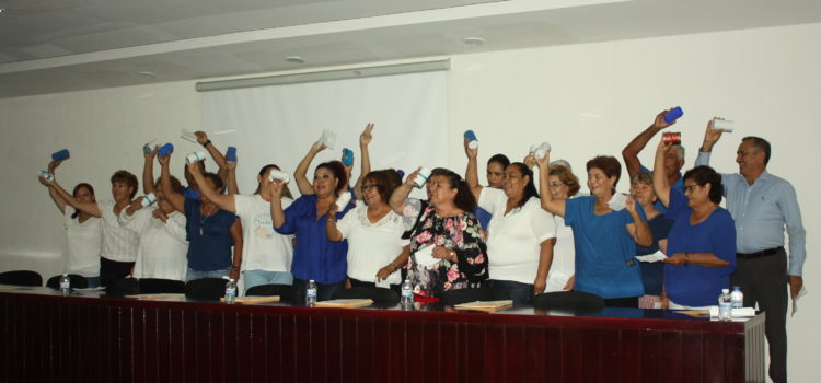 IMSS Sonora premia a pacientes saludables