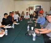 Reciben Contraloría Municipal y CMOP a Comisión Mixta de Entrega Recepción