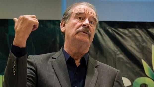 Peña cerraría 'con broche de oro' si regula la mariguana: Fox