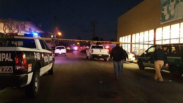 Asesinan a policía municipal en gimnasio de BC