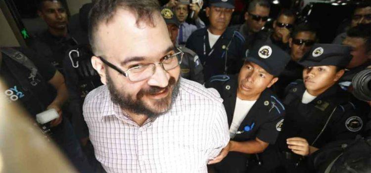PGR reclasifica delitos de Duarte