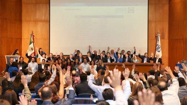 PAN aprueba comisión electoral para renovar su dirigencia