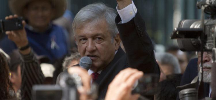 PGR solo buscó dar 'espectáculo' con sentencia a Duarte: AMLO