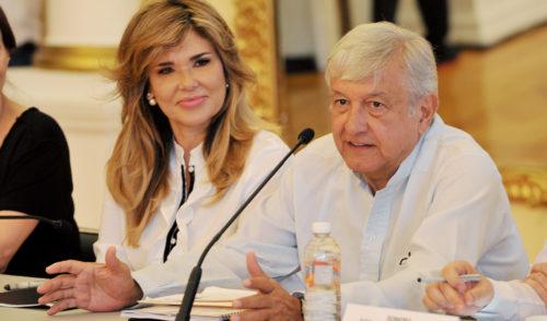 Es tiempo de trabajar en unidad: Gobernadora y Presidente Electo