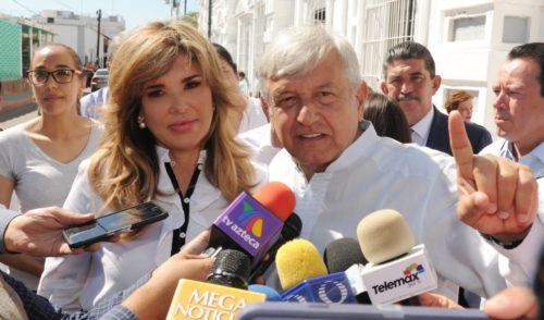 Trabajo coordinado con AMLO traerá beneficios a sonorenses: Gobernadora