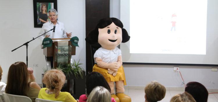 Promueve Contraloría del Estado conducta ética en niñas y niños