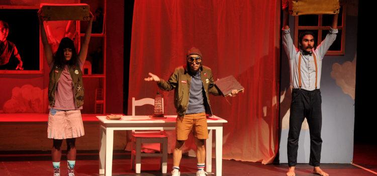 Presenta ISC temporada en Hermosillo de la obra Pajarita, un mundo de mariposa