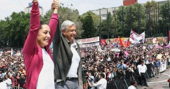 AMLO anuncia Guardia Civil