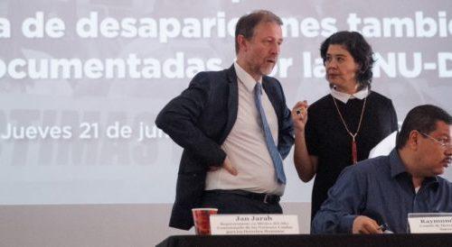 257 elementos de la Marina bajo investigación por desapariciones en Nuevo Laredo, Tamaulipas