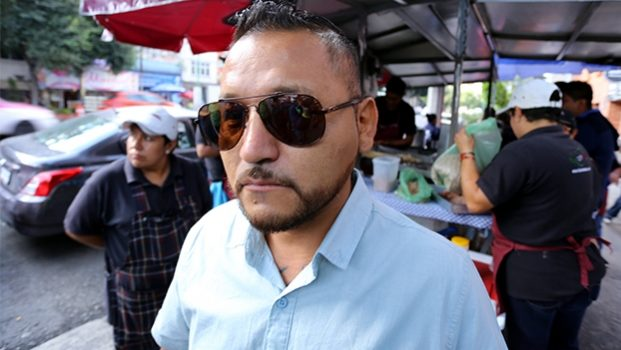 Rinde protesta 'El Mijis' en SLP