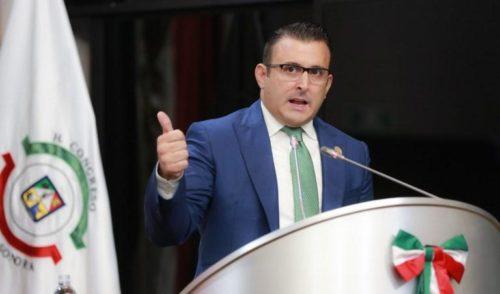 Condena PVEM en Sonora uso de la fuerza dentro del Congreso