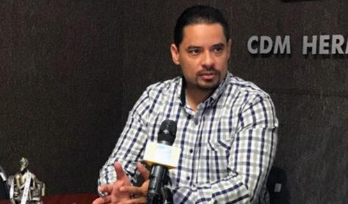 Presenta Jesús Ramón Díaz solicitud de licencia al cargo de presidente del PAN Hermosillo