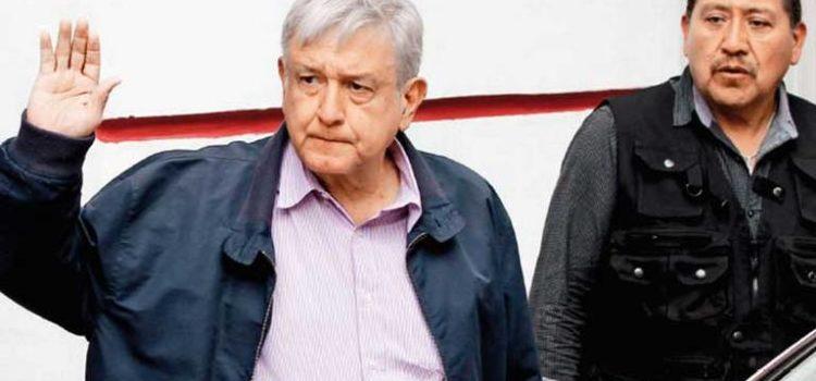 López Obrador pide que no haya pleitos en el Congreso