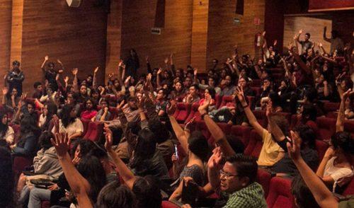 Acuerdan estudiantes no pedir la destitución de Graue