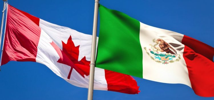 En la mira, pacto bilateral con Canadá; Andrés Manuel López Obrador