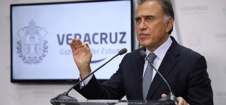 Ni perdón ni olvido, a Duarte le esperan procesos en Veracruz, afirma Yunes