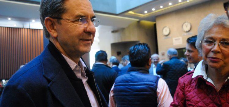 Maestros cesados por no hacer evaluación, serán reinstalados con AMLO: Moctezuma