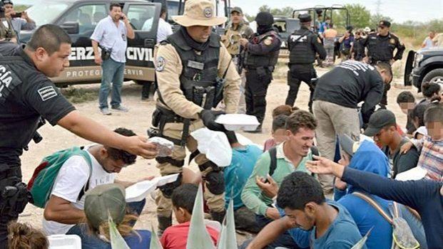 Desborda a frontera crisis de migrantes