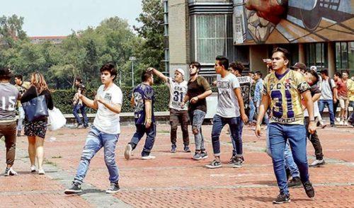 Seguridad de la UNAM excluye el tema porros