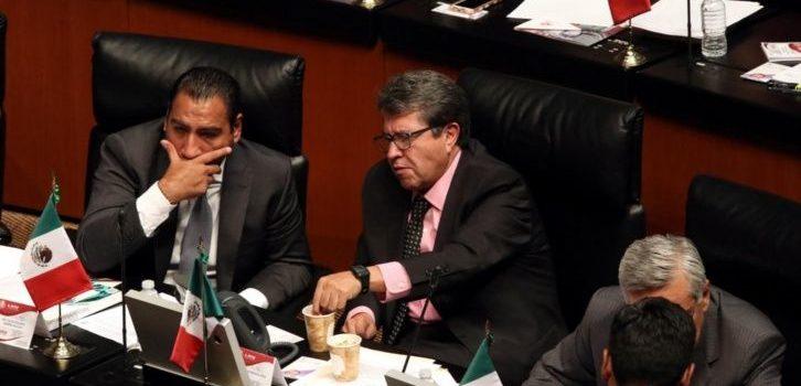 Morena irá por recorte del 50% a partidos políticos