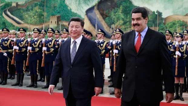 China va por petróleo de Venezuela