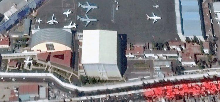 Jiménez Espriú plantea tirar el hangar presidencial del AICM
