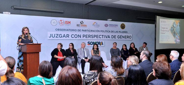 La participación política de la mujer en Sonora, llegó para quedarse: Gobernadora
