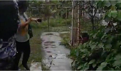 Hallan a mujer enjaulada desde hace más de 15 años en Veracruz