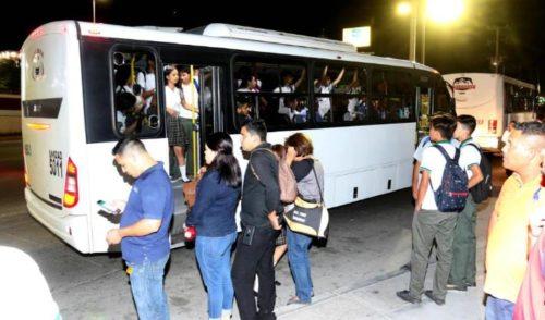 Requiere Hermosillo 375 camiones, sólo operan 283