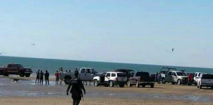 Hallan sin vida a elemento de la Semar desaparecido tras caída de helicóptero en el Golfo de Santa Clara